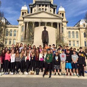 Students in Springfield