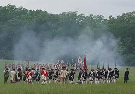 DC - Revolutionary War Reenactment