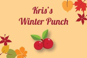 Kris Recipe Preview