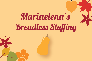 Mariaelena Recipe Preview