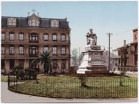 Margaret Haughery Monument