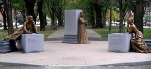 Boston Womens memorial