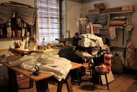 Betsy Ross Workshop Philadelphia