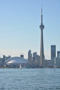 Toronto - Skyline Vertical