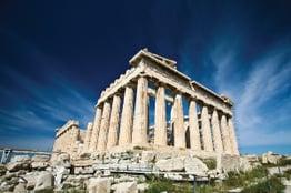 Greece - Parthenon in Athens