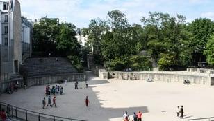 Roman Arena Petanque