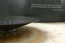 Civil Rights Memorial in Montgomery